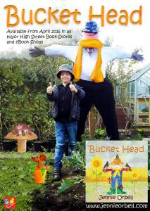 The real Bucket Head